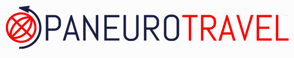 Pan Euro Travel Logo
